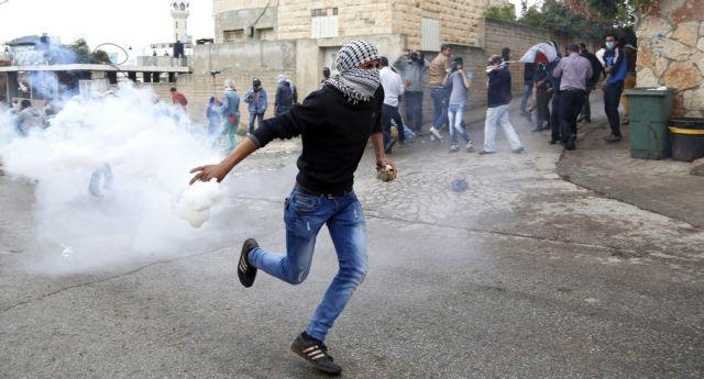 Νεκροί από ισραηλινά πυρά ηλικιωμένη Παλαιστίνια και νεαρός   tovima.gr