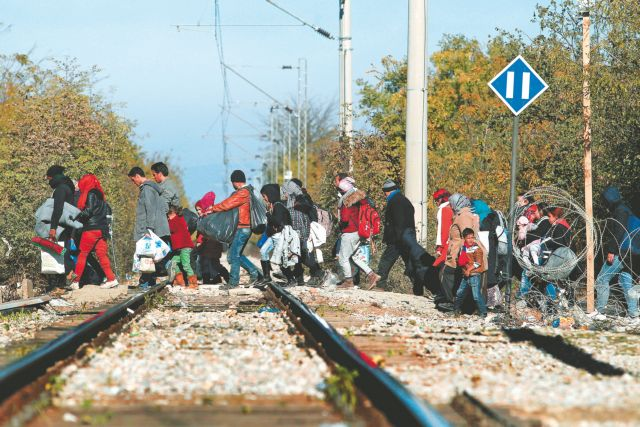 Jean-Claude Juncker's letter on managing the refugee crisis | tovima.gr