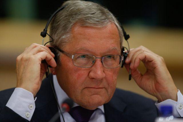 Ρέγκλινγκ: Με υψηλότερη ανάπτυξη το ελληνικό χρέος μπορεί να γίνει βιώσιμο | tovima.gr