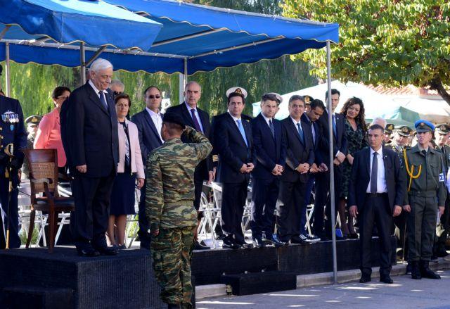 Μεϊμαράκης από Χίο: Τα εθνικά θέματα δεν παζαρεύονται | tovima.gr