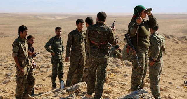 BBC: Πόσο ρεαλιστικές είναι οι εδαφικές βλέψεις των Κούρδων της Συρίας;   tovima.gr