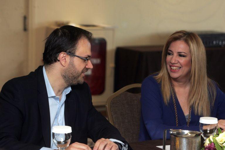 Γεννηματά: Στόχος η δημιουργία μεγάλου κοινωνικο-πολιτικού ρεύματος   tovima.gr