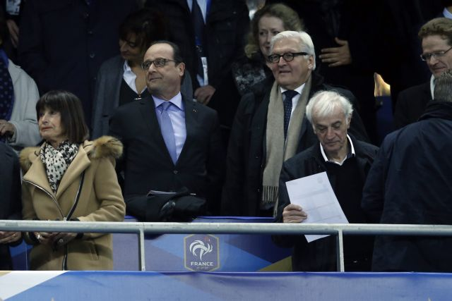 Σταϊνμάγερ: «Είδα τον Ολάντ σε κατάσταση σοκ»   tovima.gr