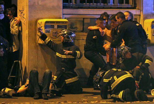 «Πόλεμος στο Παρίσι», γράφει ο γαλλικός Τύπος | tovima.gr