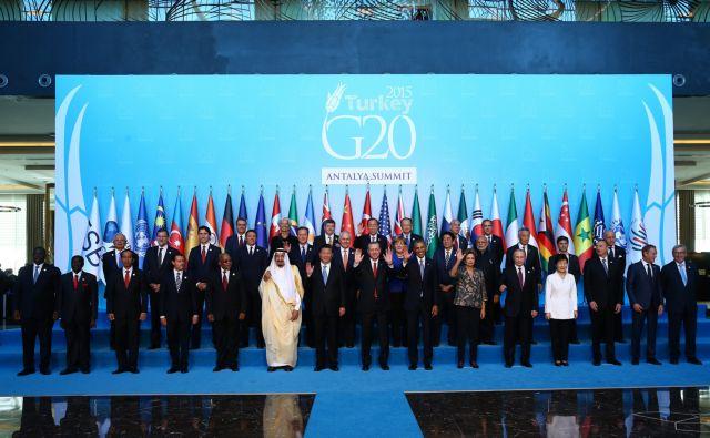 Μέτρα για τον έλεγχο των συνόρων σχεδιάζουν οι ηγέτες των G20 | tovima.gr