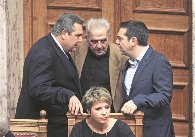 Σενάρια και όροι για κυβέρνηση μειοψηφίας   tovima.gr