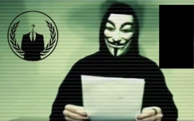 Πόλεμο στον Τραμπ κήρυξαν οι Anonymous | tovima.gr