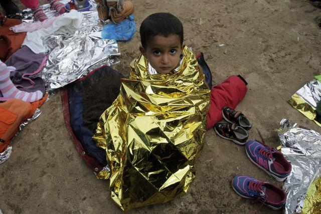 Διεθνής Αμνηστία : «Όχι» σε ρητορική αντιπροσφυγική  μετά το Παρίσι   tovima.gr