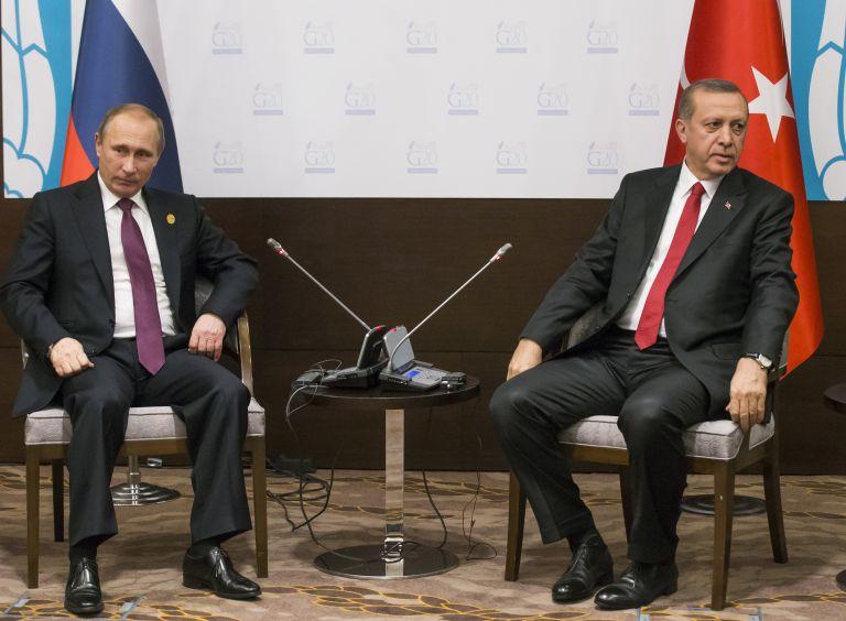 Αποκατάσταση σχέσεων: Συνάντηση Πούτιν – Ερντογάν   tovima.gr