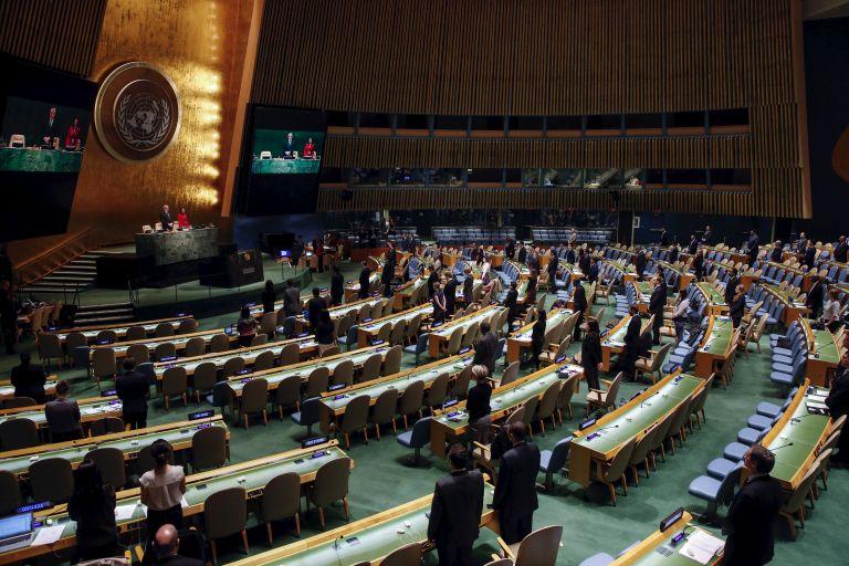 Aντίπαλα ψηφίσματα Γαλλίας και Ρωσίας στον ΟΗΕ για την ISIS | tovima.gr