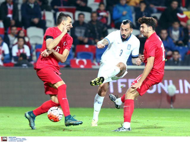 Greece draws with Turkey (0-0) in international friendly match | tovima.gr