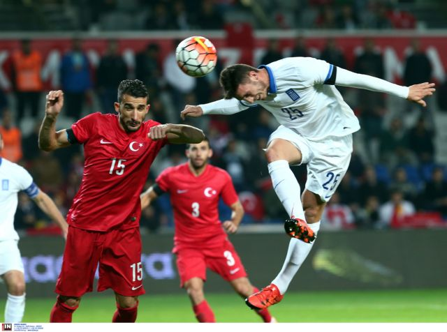 Η FIFA τιμώρησε την ΕΠΟ για αντικανονική χρήση του Γιάννου κόντρα στην Τουρκία | tovima.gr