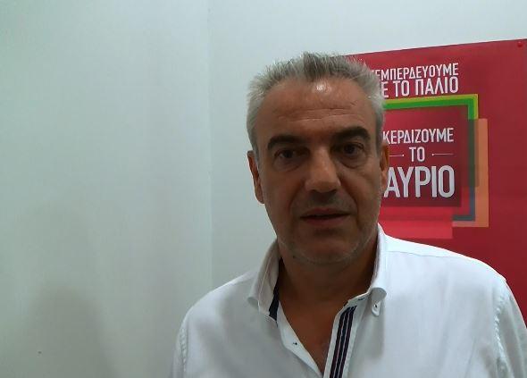 Μπγιάλας: Τα κόκκινα δάνεια ήταν στο πακέτο που ψηφίστηκε 14 Αυγούστου   tovima.gr