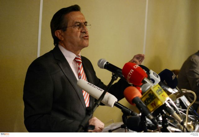 Nikolopoulos refuses to surrender his seat in Parliament   tovima.gr