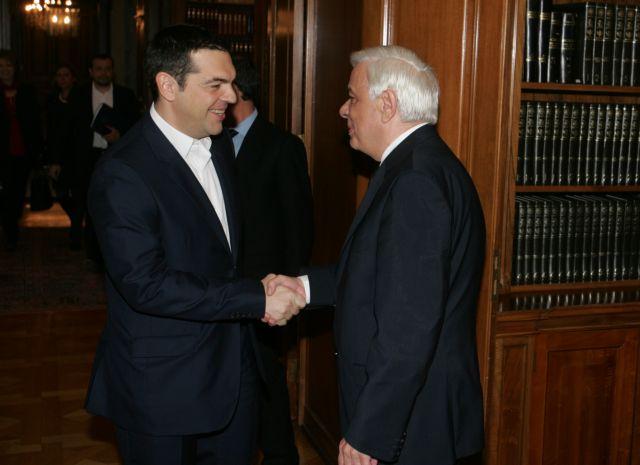 «Πρόεδρε, πες τους να βάλουν πλάτη»   tovima.gr