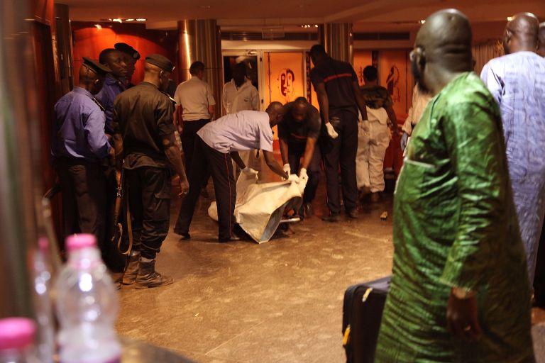 Νεκροί κυανόκρανοι σε επίθεση με ρουκέτες στο Μάλι | tovima.gr
