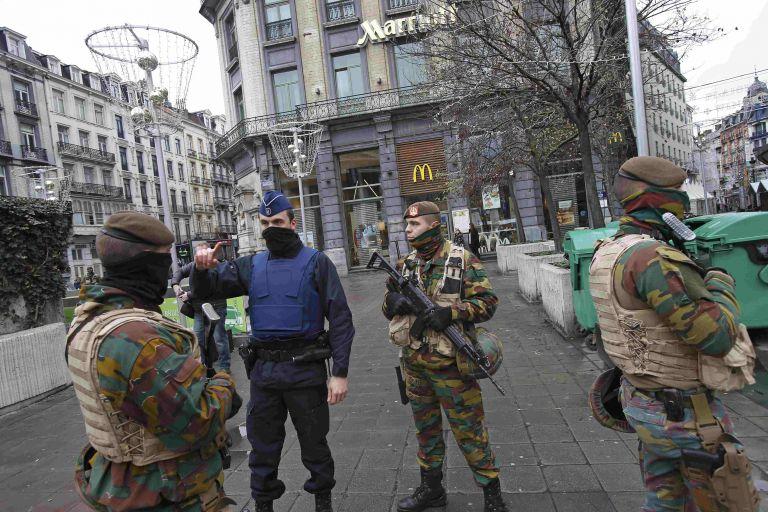 «Κόκκινος συναγερμός» στο Βέλγιο για τον φόβο τρομοκρατικής επίθεσης   tovima.gr