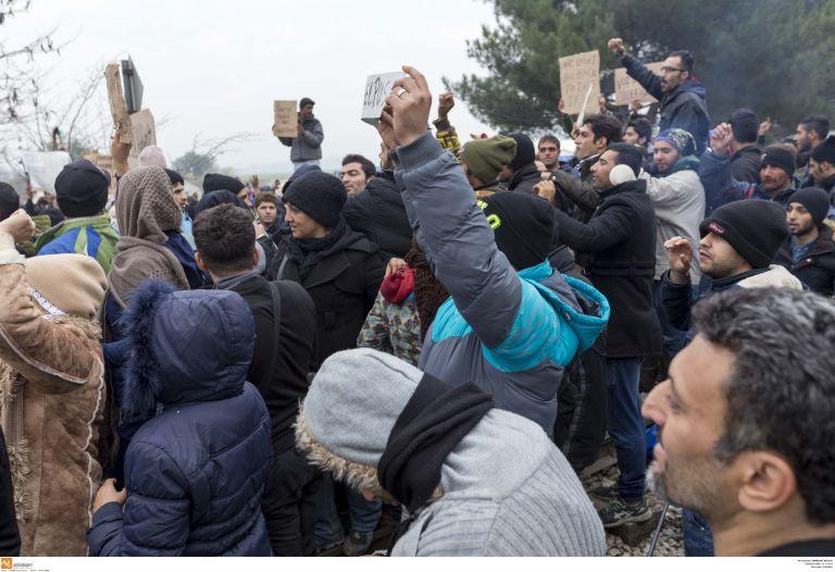 Σκόπια: Επιταχύνουν τη διεύλευση σε όσους πρόσφυγες την επιτρέπουν | tovima.gr