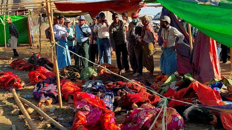 Μιανμάρ: 90 νεκροί από κατολίσθηση κοντά σε ορυχείο νεφρίτη   tovima.gr