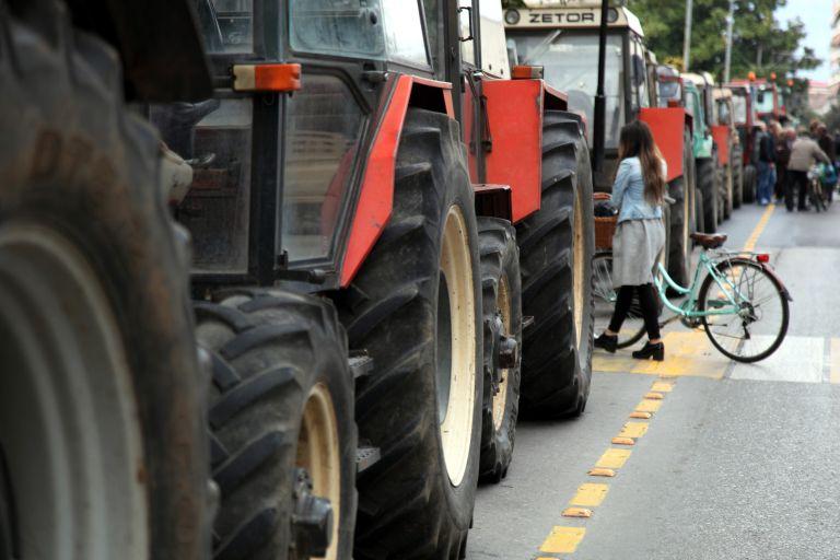 Λάρισα: Στους δρόμους εντός της εβδομάδας τα τρακτέρ | tovima.gr