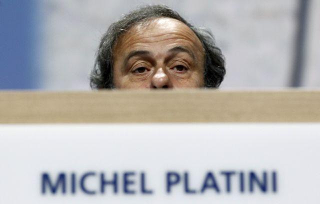 Η επιτροπή δεοντολογίας της FIFA προτείνει ισόβιο αποκλεισμό για Πλατινί | tovima.gr