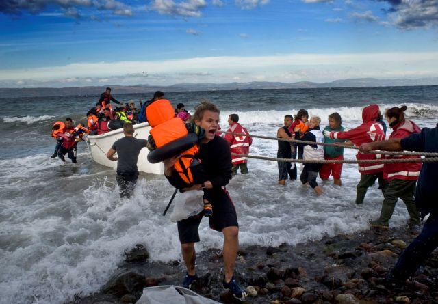 «Το ταξίδι του πρόσφυγα από το Αιγαίο ως το Βερολίνο»   tovima.gr