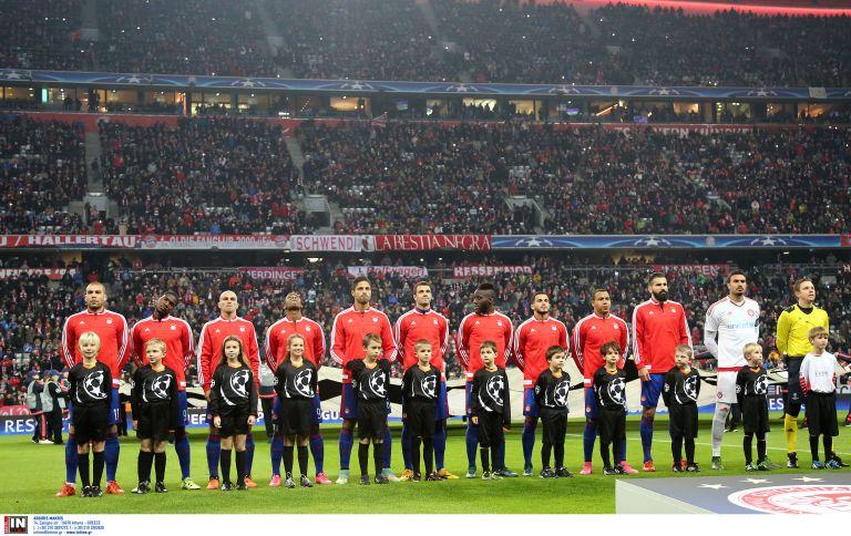 Champions League: Μπάγερν Μονάχου – Ολυμπιακός (4 – 0)   tovima.gr
