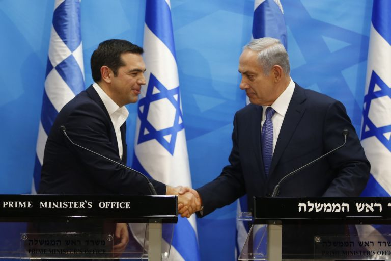 Greece and Israel satisfied over high-level strategic cooperation | tovima.gr