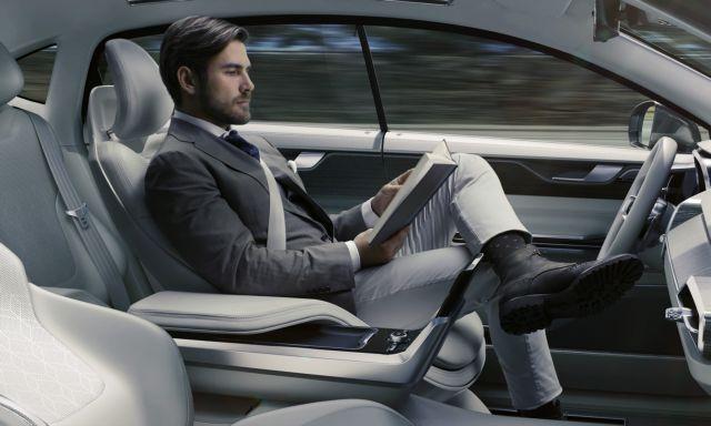 Volvo Concept 26: Η πολυτέλεια του χρόνου | tovima.gr