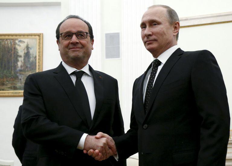 Προειδοποίηση Πούτιν προς Τουρκία: Παίζετε με τη φωτιά   tovima.gr