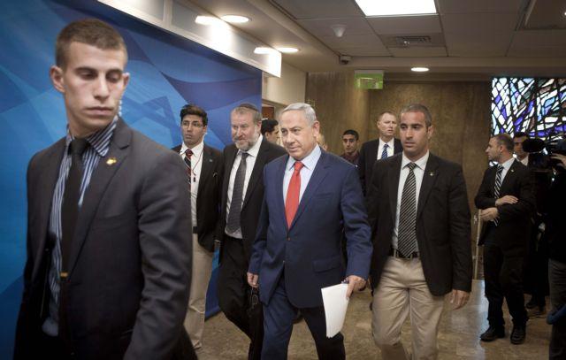 Το Ισραήλ βάζει στο στόχαστρο ξένες μη κυβερνητικές οργανώσεις   tovima.gr