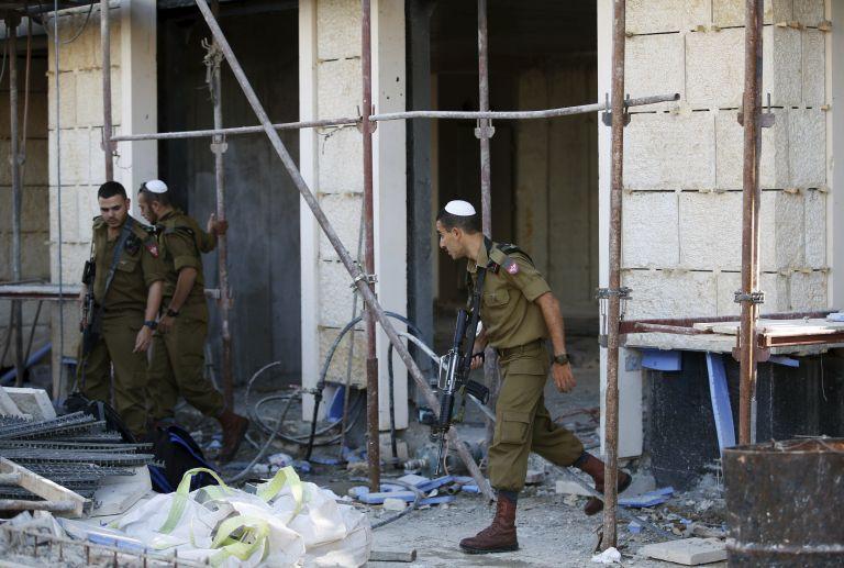 Ισραηλινοί αστυνομικοί σκότωσαν 17χρονο Παλαιστίνιο | tovima.gr