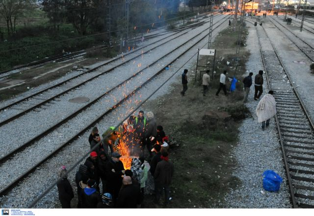 Moroccan national dies from electrocution on Greece-FYROM border | tovima.gr