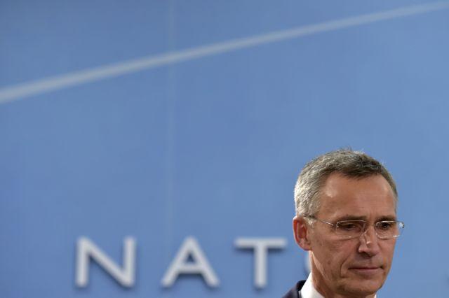 ΝΑΤΟ: Δεν θα σταλούν χερσαίες δυνάμεις στη Συρία | tovima.gr