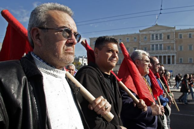 GSEE makes proposal for a general strike on the 4th of February   tovima.gr