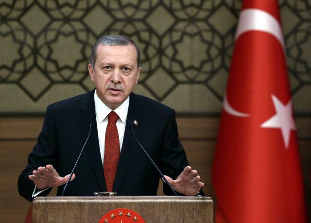 Ερντογάν: Τρομοκρατική οργάνωση το κίνημα του Γκιουλέν | tovima.gr