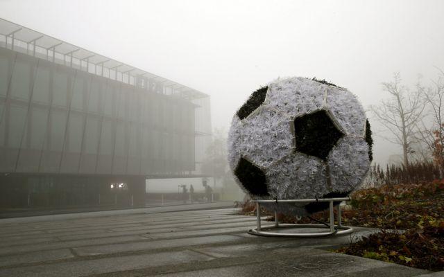 Τρίμηνος αποκλεισμός από τη FIFA στους συλληφθέντες παράγοντες | tovima.gr
