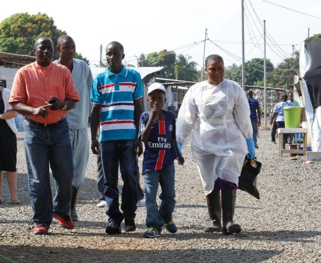 «Απαλλαγμένη» από Eμπολα η Γουινέα, ελπίδες και για τη Λιβερία | tovima.gr