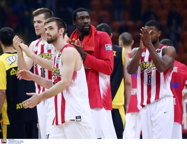 Α1 μπάσκετ: Κηφισιά – Ολυμπιακός  73-75 | tovima.gr