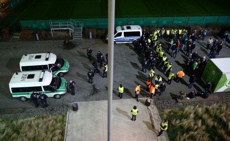 Γερμανία: Συναγερμός, λόγω ύποπτου αντικειμένου, με αίσιο τέλος | tovima.gr
