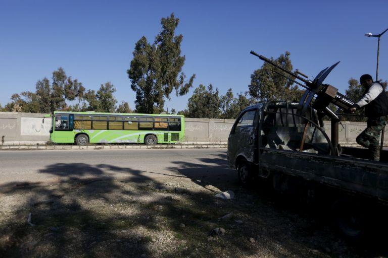 Χομς:Η «πρωτεύουσα της επανάστασης» επιστρέφει στον Ασαντ | tovima.gr