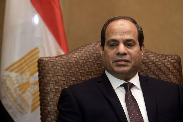 Με τον Νίκο Βούτση συναντήθηκε ο πρόεδρος της Αιγύπτου | tovima.gr