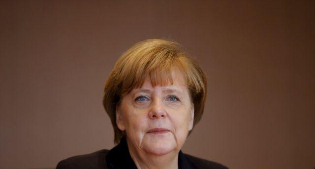 Την ανάγκη φύλαξης των εξωτερικών συνόρων της ΕΕ τόνισε η Μέρκελ | tovima.gr
