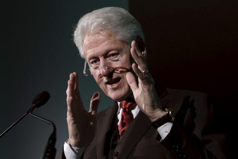 Ο Μπιλ Κλίντον λογοτέχνης | tovima.gr