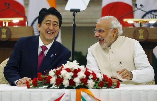 Τρένο υψηλής ταχύτητας φτιάχνει η Ινδία με ιαπωνική συνδρομή | tovima.gr