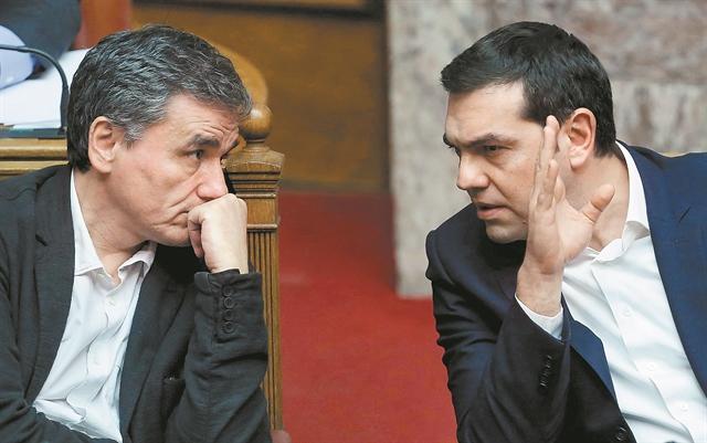 Τελεσίγραφο Τσίπρα στους διαφωνούντες – Κυρώσεις σε όσους «θολώνουν» το στίγμα | tovima.gr