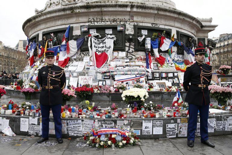 Τρία χρόνια μετά την επίθεση στα γραφεία της Charlie Hebdo | tovima.gr