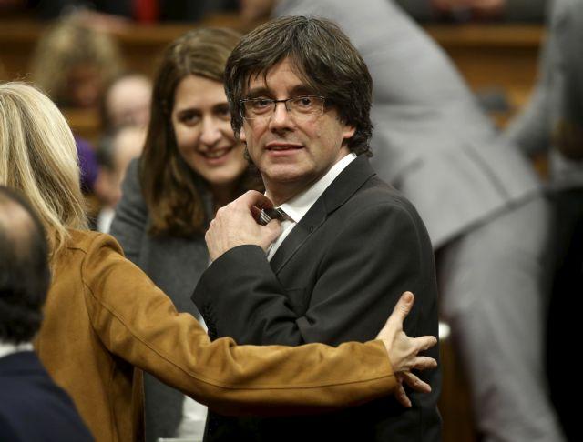 Βέλγιο: Ελεύθερος υπό όρους ο Πουτζδεμόντ | tovima.gr