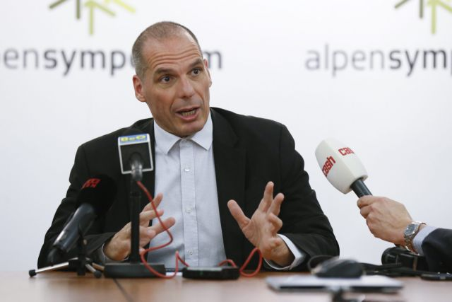 Βαρουφάκης προς τρόικα: Ζητήστε συγγνώμη στην Ελλάδα και παραιτηθείτε | tovima.gr