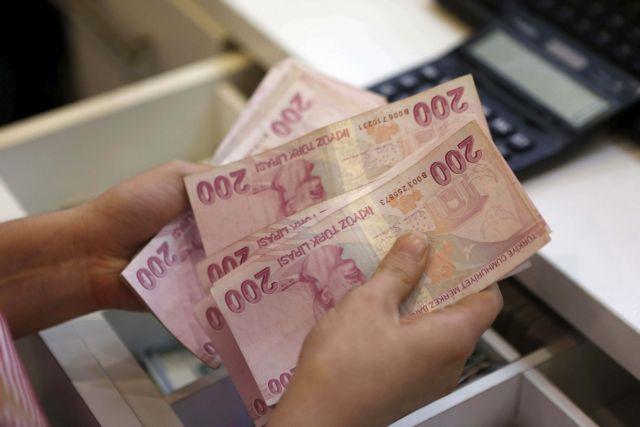 Η τουρκική κεντρική τράπεζα έτοιμη να παράσχει «απεριόριστη ρευστότητα»   tovima.gr